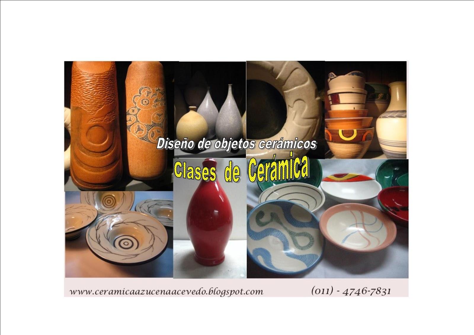El taller de ceramica y alfareria clases de cer mica y for Ceramica buenos aires