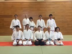 2017年6月3日の武道家達