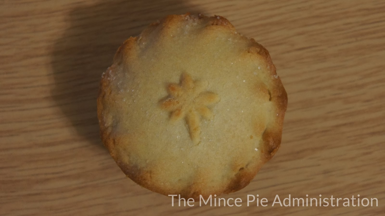 ... Mince Pie Administration: Waitrose Christmas - 6 Shortcrust Mince Pies