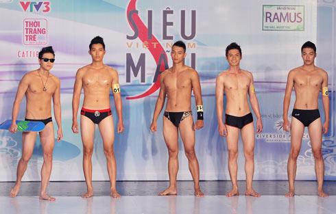 Vietnam Super Model Contest 2011