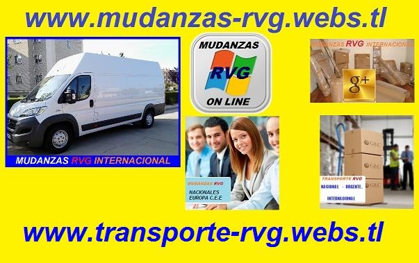 MUDANZAS RVG INTERNACIONAL