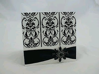 Wedding Cards & Invitations in Black and White