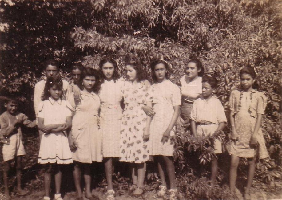 """Las Briñez Montiel en """"San Luis"""""""