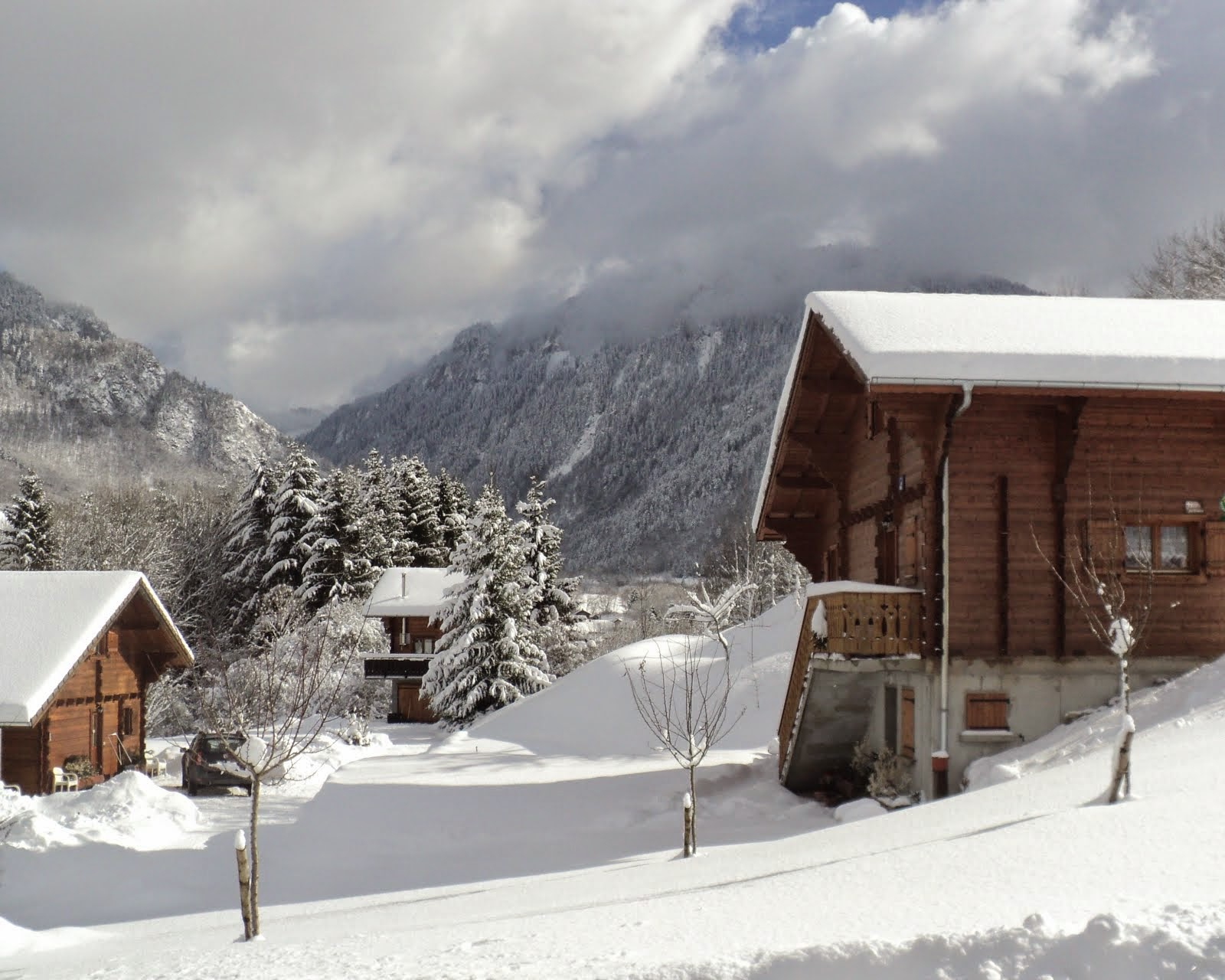 Profiter à fond de la Haute-Savoie bénie dont les ressources sont inépuisables