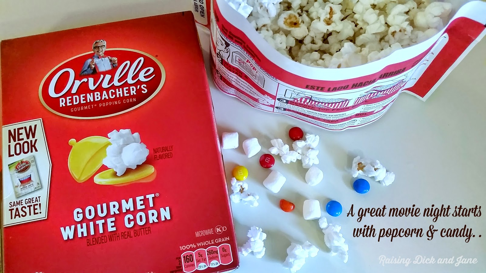#ad Orville Redenbacker's Movie Night #MovieNight4Less #CollectiveBias