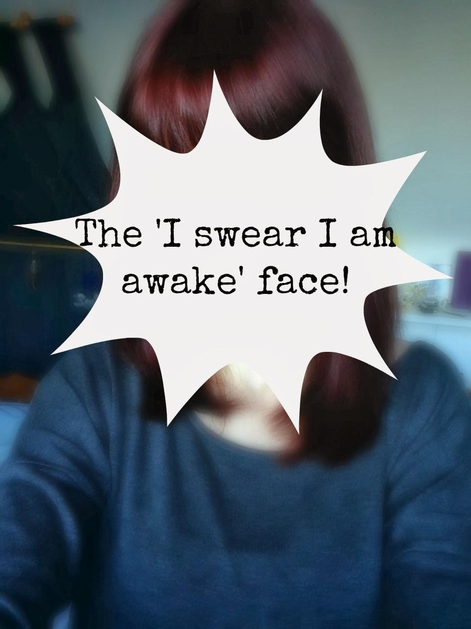 Beauty – 'I swear I am awake!'