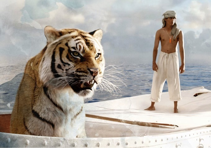 Rants within the undead god the life of pi s argument for for Richard parker life of pi