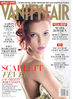 Scarlet Johansson sexy in Vanity Fair Magazine photossesion