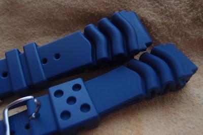 Jual Rubber Strap Seiko Diver Seiko Rubber Strap