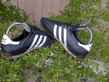 VINTAGE ADIDAS WEST GERMANY SHOES Size 9