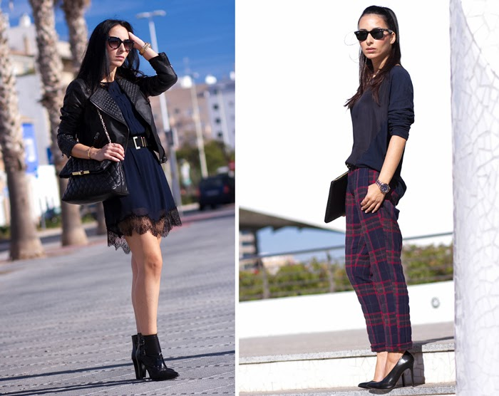 Resumen Looks Noviembre 2013 Blog Moda withorwithoutshoes