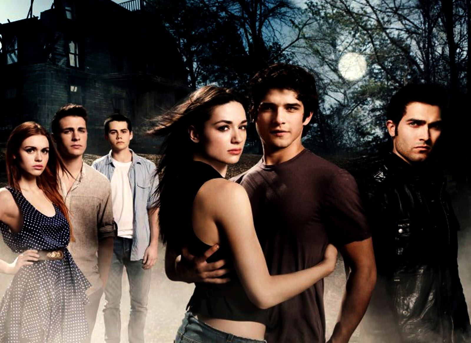 Teen Wolf Poster HD Wallpapers  HD Wallpapers ,Backgrounds ...