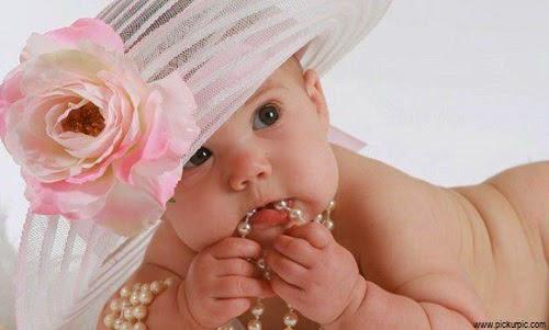 Images gratuites bébé fille mignonne