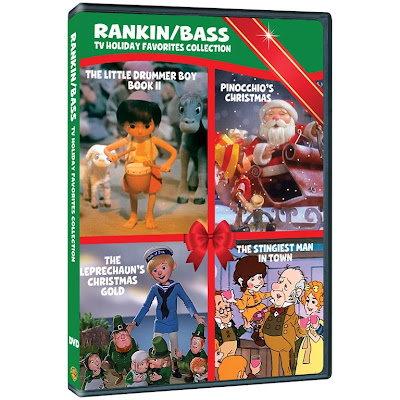 Collection of TV Holiday Favorites from Rankin/Bass