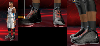 NBA 2K13 Shoes Patch