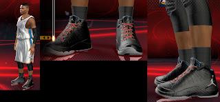 NBA 2K13 Shoes Patch