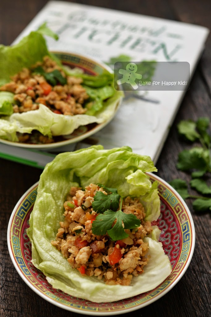 Chicken San Choy Bau Bow