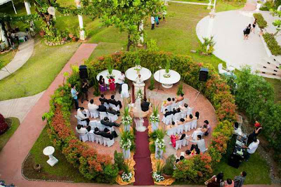 The Wedding Venue
