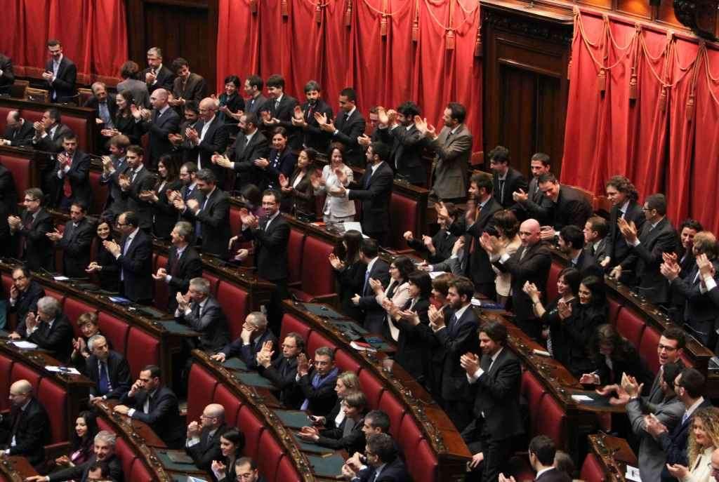 Il blog di giacomo palumbo l 39 infopolitica italiana for Camera dei deputati