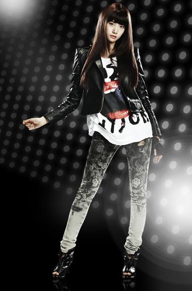 Yoona - SNSD Run Devil Run