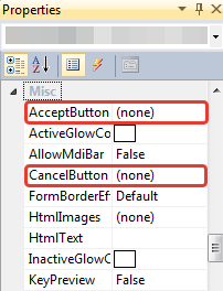 C# AcceptButton & CancelButton