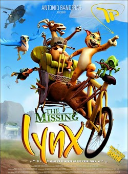 Mèo Rừng - The Missing Lynx 2008 (2008) Poster