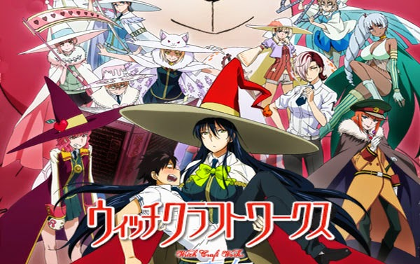 [ Info-Anime ] Witch Craft