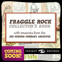 Down at Fraggle Rock: Lost Treasures from the Jim Henson Archives coming Spring, 2014