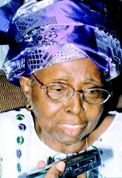 Mama Hannah Awolowo passes away at 99