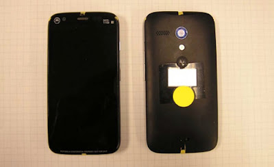 Revealing photos of Motorola DVX supposedly cheap version of Moto X