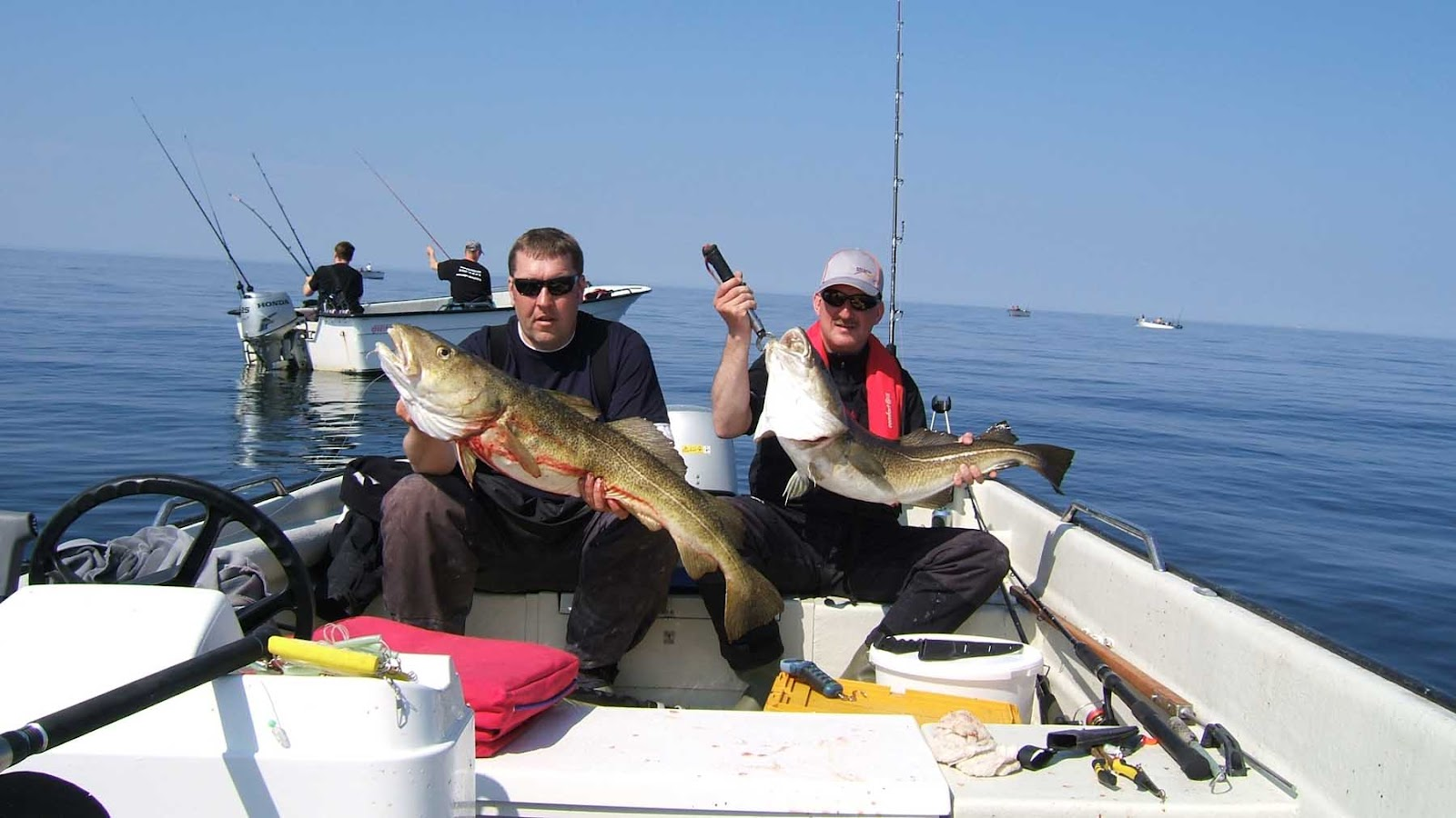 рыболовное рыболовные путешествия в норвегию