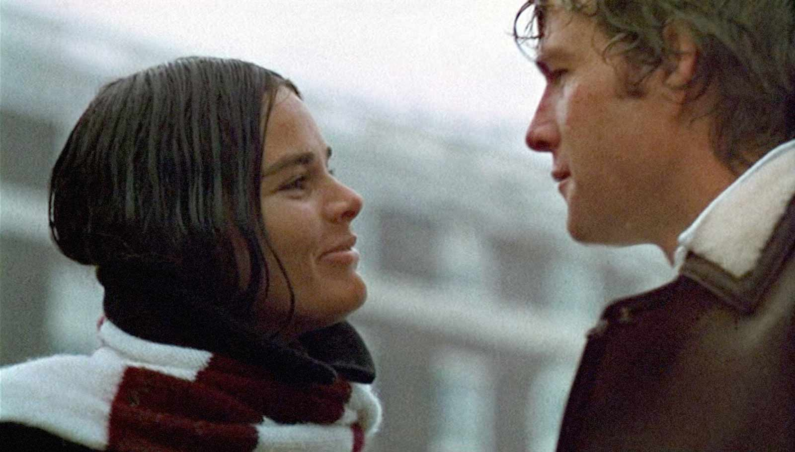 the style essentials ali macgraw 39 s classic preppy style in 1970 39 s love story glamamor. Black Bedroom Furniture Sets. Home Design Ideas