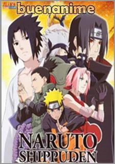 Naruto Shippuden capitulo 168 SUB ESPAÑOL