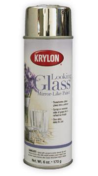 well iu0027m always looking for a diy solution to these really expensive options and iu0027ve found my new favorite product of the week krylon looking glass