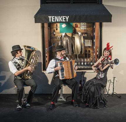 Tenkey: Se inaugura en Madrid la tienda de hombre más Trendy de la capital