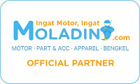 The official partner of Moladin
