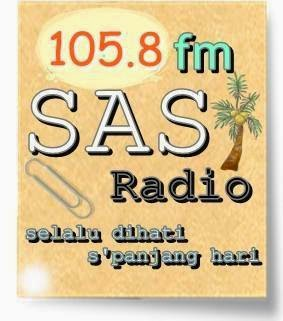 Hasil gambar untuk radio sas benda