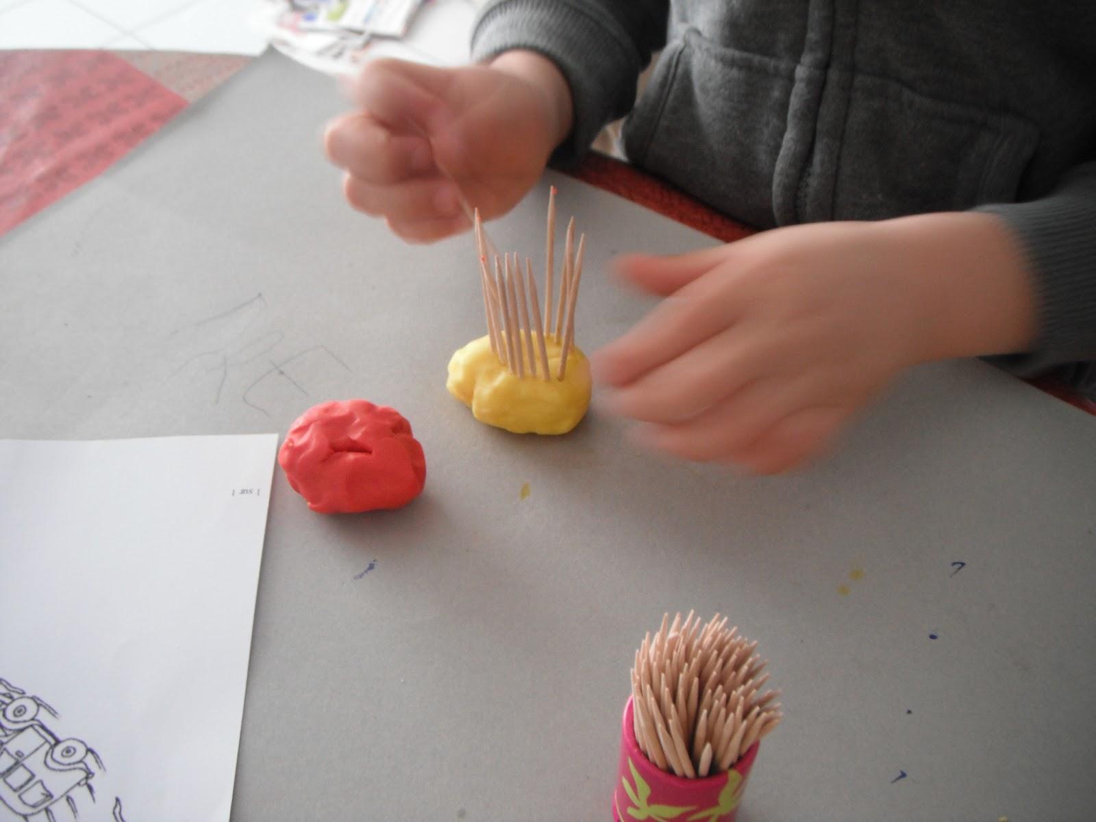 Nounou au pre vert f vrier 2013 - Pate a modeler cuisine ...