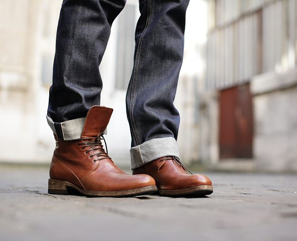 Boots homme Morris Atelier do Sapato