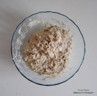 pain maison recette blanc epices facile fabriquer fabrication levain sesame coquelicot graines tournesol