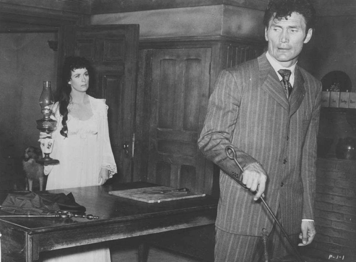 Jack Palance Filmes Beautiful jack palance: he was no city slicker