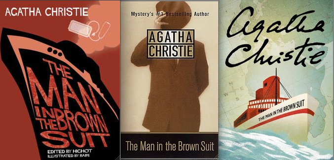 Avid Reader's Musings: The Man in the Brown Suit