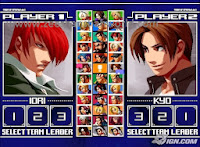 Downloaf king of fighters game