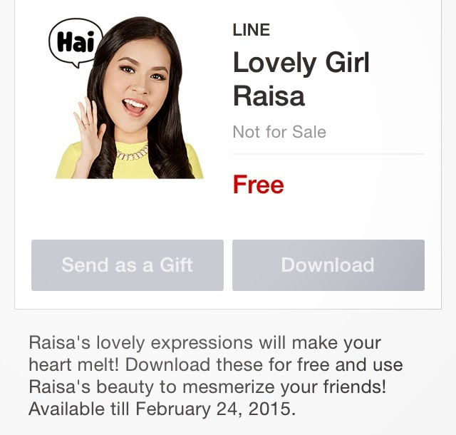 Lovely Girl Raisa