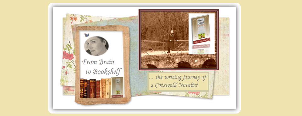 From Brain to Bookshelf - My Writing Journey