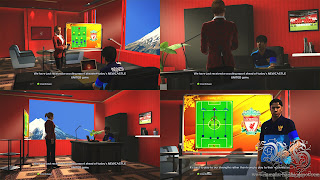 Manager Room Liverpool PES 2013 V2 by Namaku Han