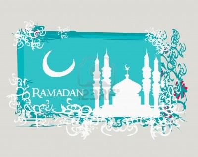 Ramadan cards Mubarak 2013