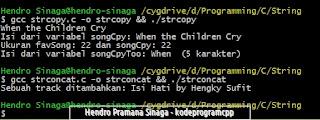 Image of string manipulation kodeprogramcpp