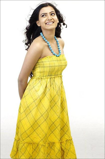 South Side Samantha Ruth in Yellow dress