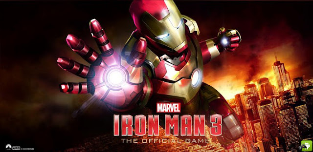IRON MAN 3 V1.0.0 OFFICIAL ANDROID GAME FULL APK+SD DATA FREE